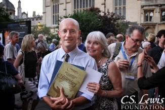 Michael Ward and Martha Linder - reception
