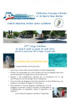Lancement Antibes 2016