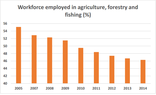 Vietnam Agriculture Forestry Fishing