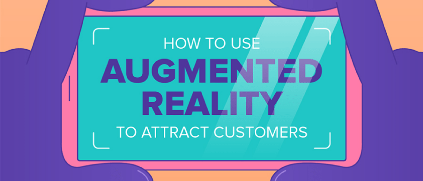 Using Augmented Reality (AR) Revolutionizes Your Competitive Advantage [Infographic]