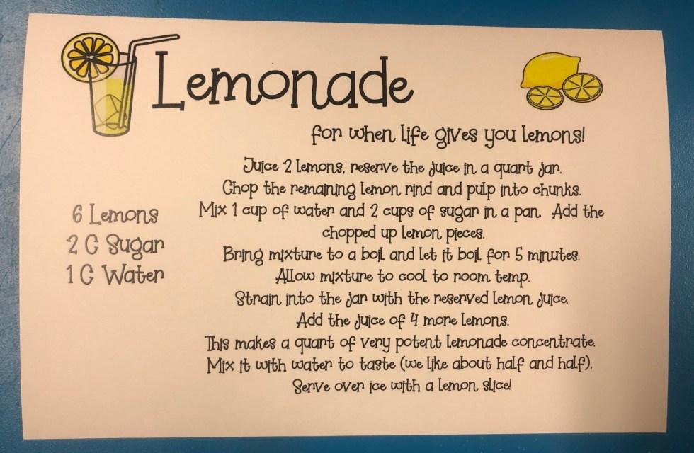Lemonade! 5