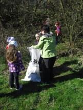 Na jaře jsme se zúčastnili kampaně Ukliďme svět!