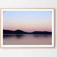 sundown framed web