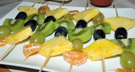 Brochette Fruits