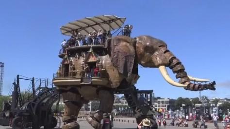 Elephant Nantes