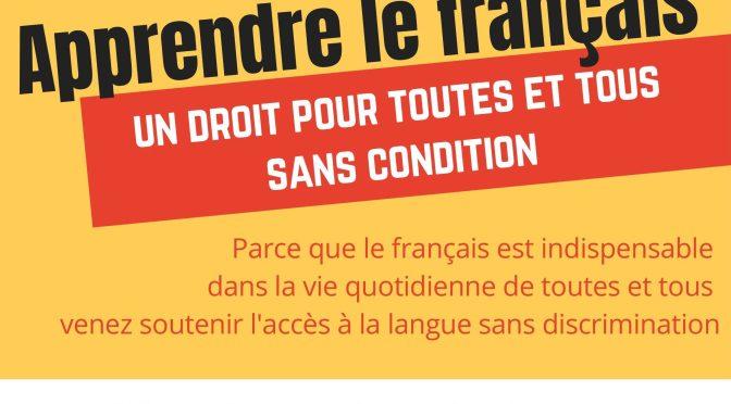 Journée le Français pour tous