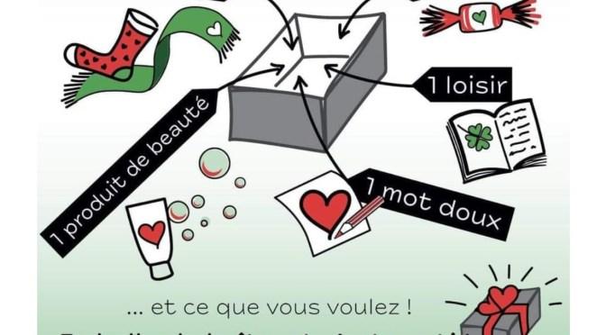 Des boîtes de noël solidaires pour les plus démunis