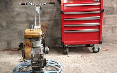 Ouverture du service entretien et réparation