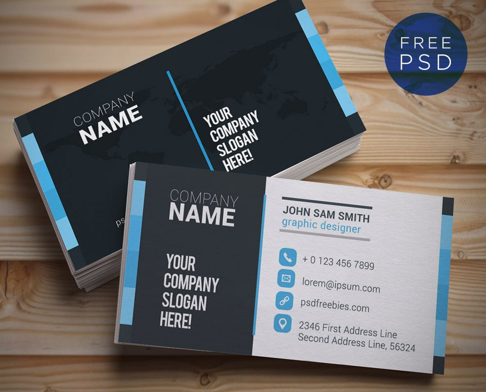 100 free business cards psd the best of free business cardscss