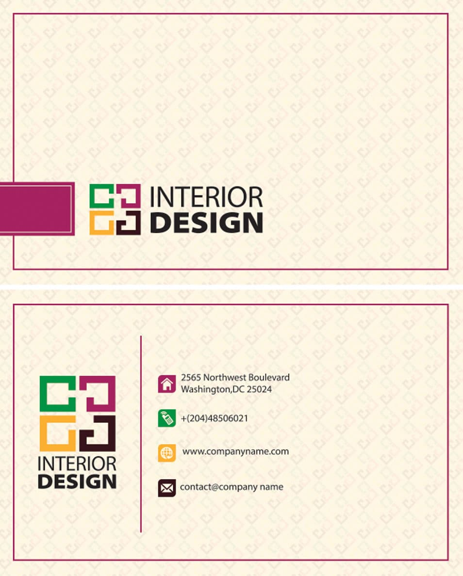 Interior design business cards templates free images free interior designer business cards image collections free business best business card designer image collections free business magicingreecefo Image collections