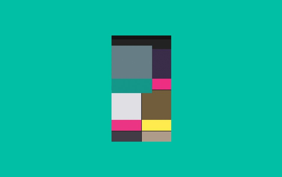 Material Design: Keynote Animation
