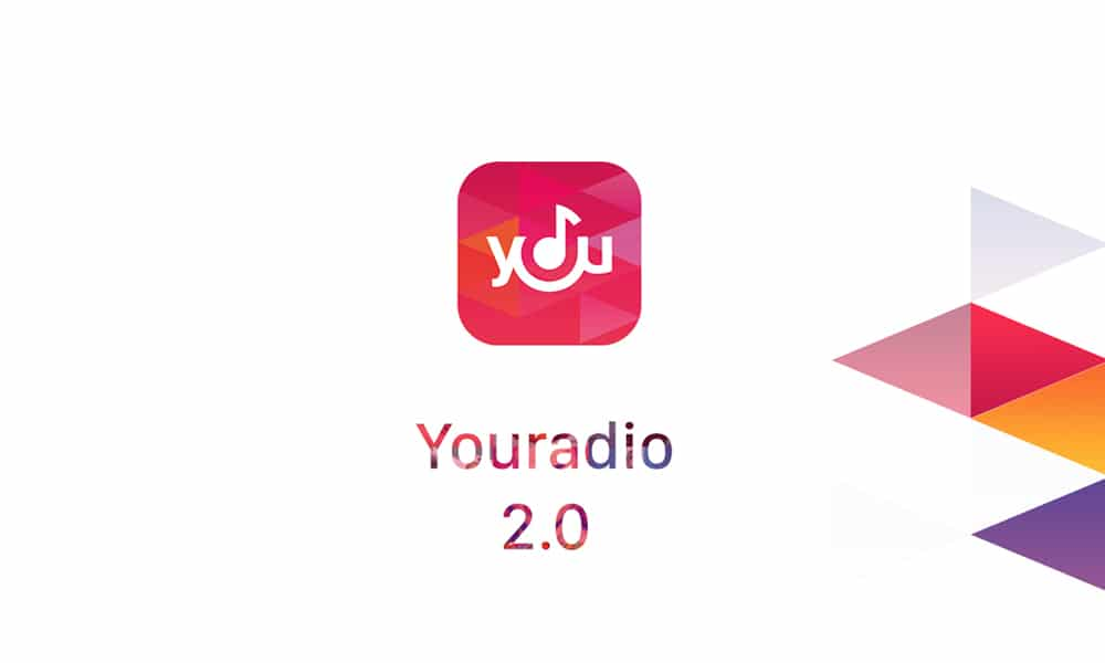 Youradio Mobile Apps Redesign