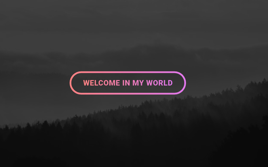 CSS Only Gradient Hover Animated Button