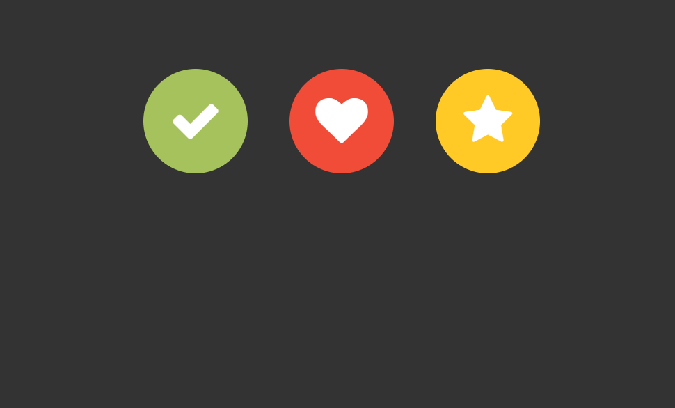 CSS3 Animated Toggle Checkboxes UI Design