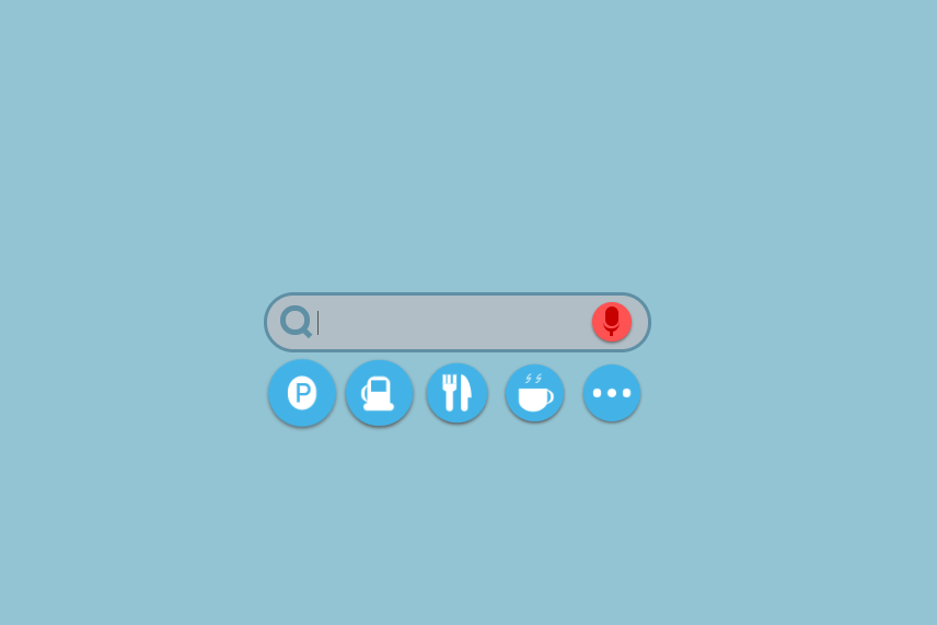 Simple CSS Only Search Field UI Design