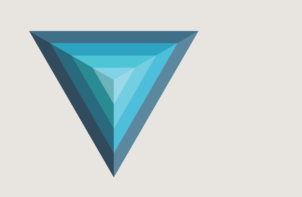 Create Triangle With Pure HTML CSS Code