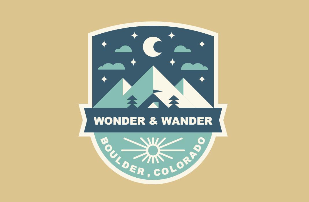 Pure CSS Boulder Colorado Patch Example