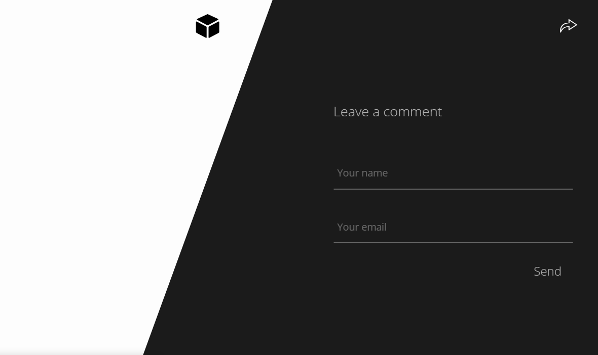 Create Web Contact Form with HTML CSS