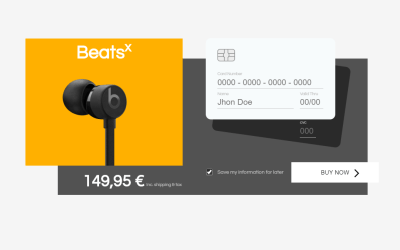 Pure CSS Single Product Checkout Page
