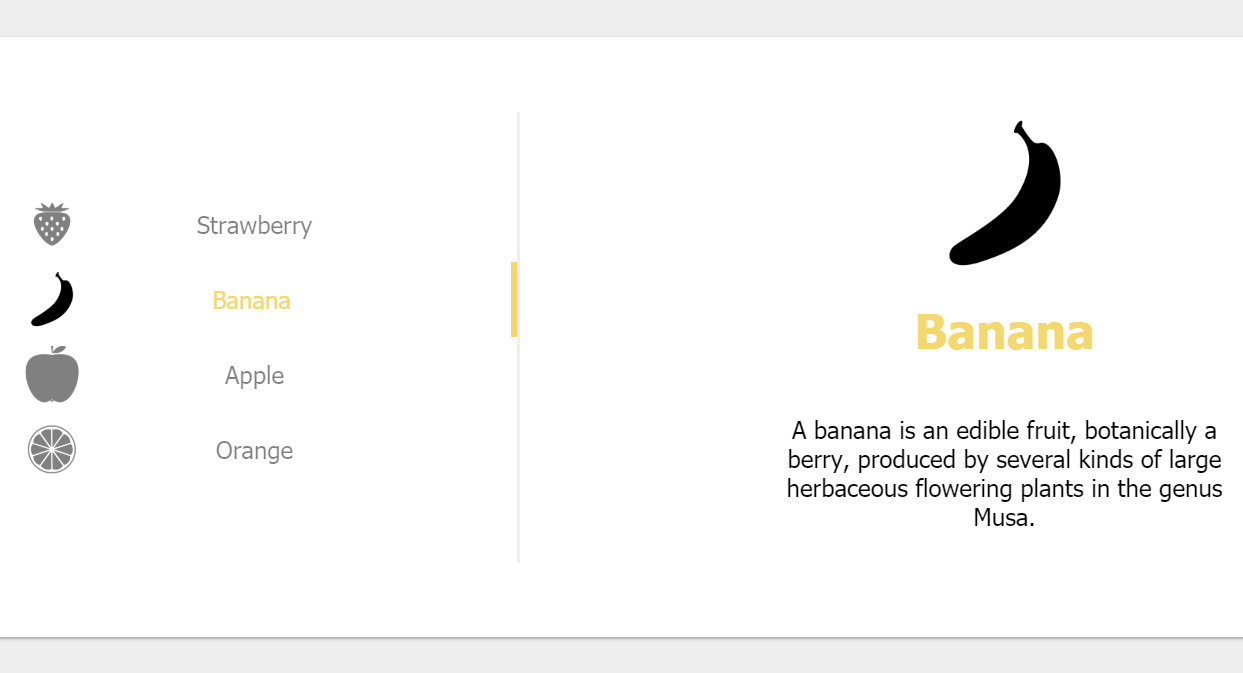 Pure CSS Vertical Carousel Slider Code Snippet