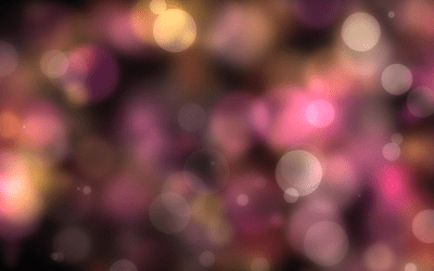 JS Background Animation Bokeh Canvas