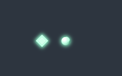 Pure HTML CSS Glow Animation
