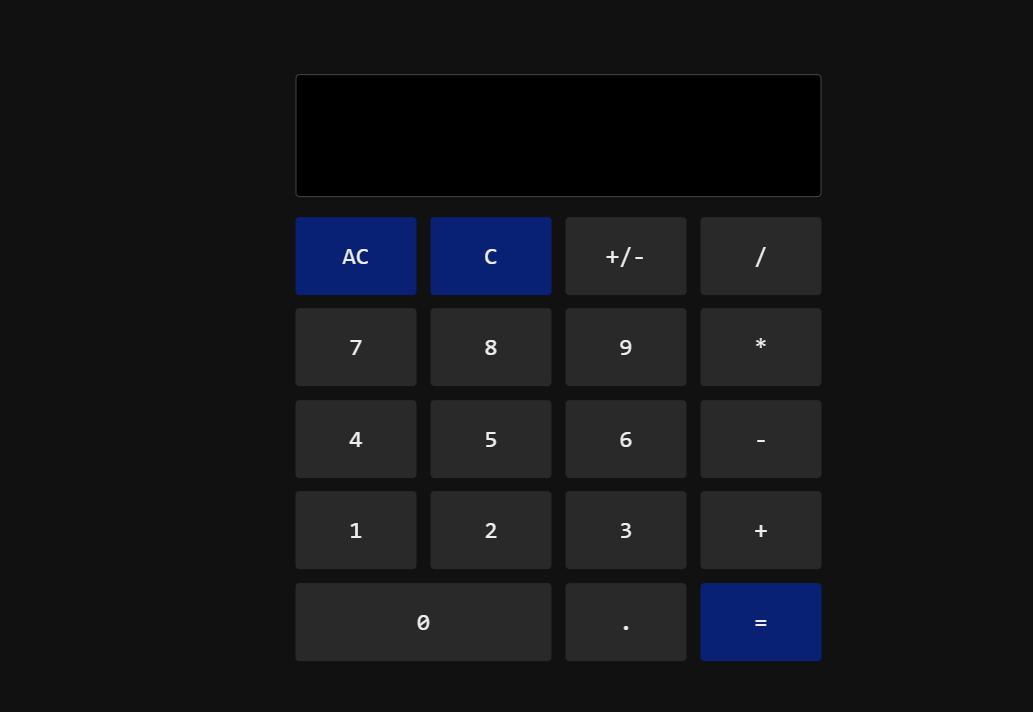 Vue Calculator Component