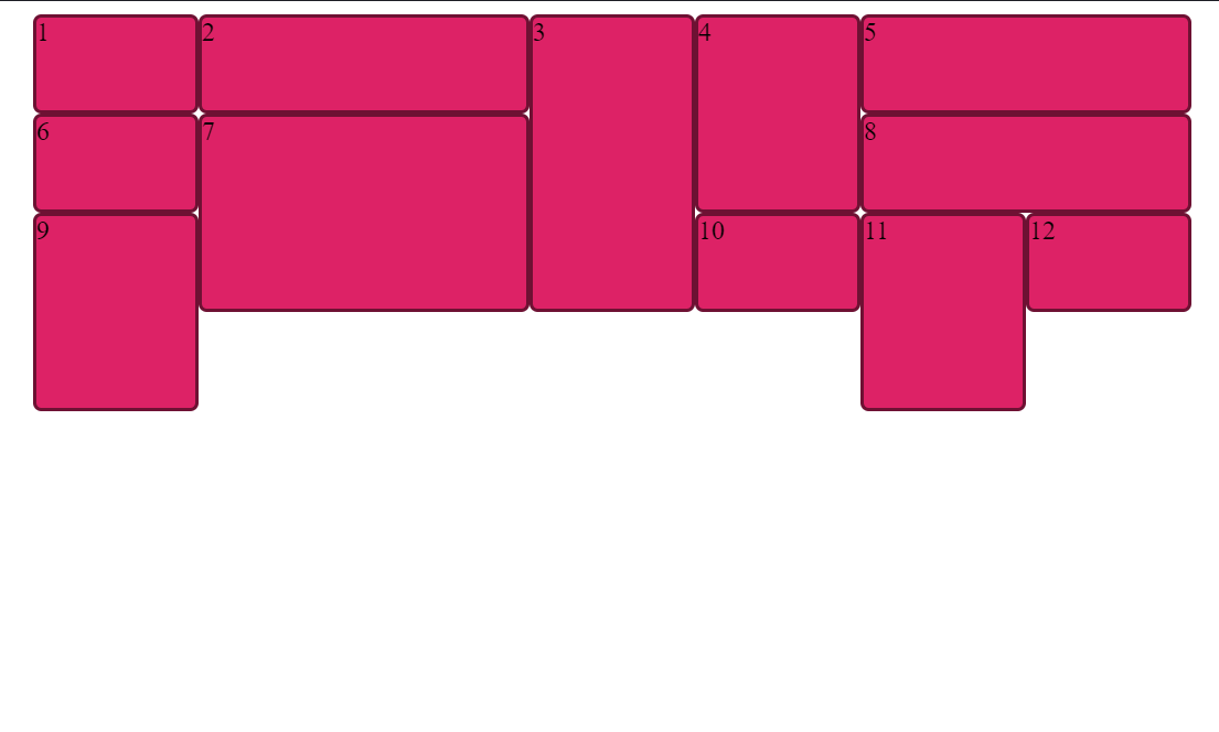 Vue JS Masonry Example
