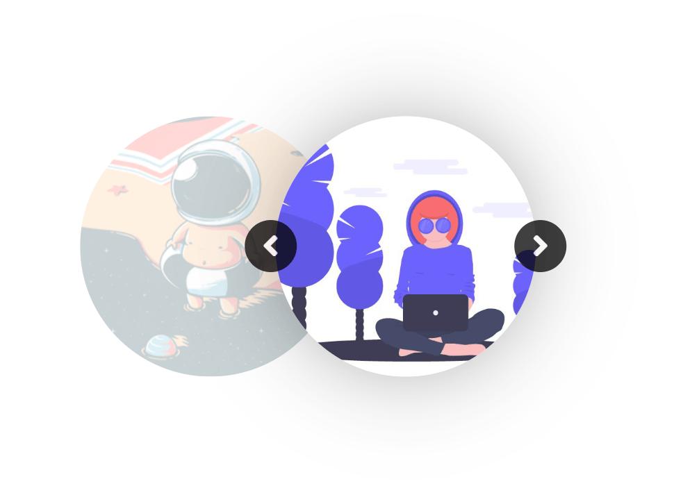 JavaScript Infinity Image Carousel