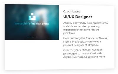React Flip Card Design