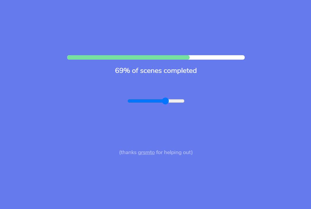 React Progress Bar Component