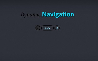 Dynamic Page Control Pagination