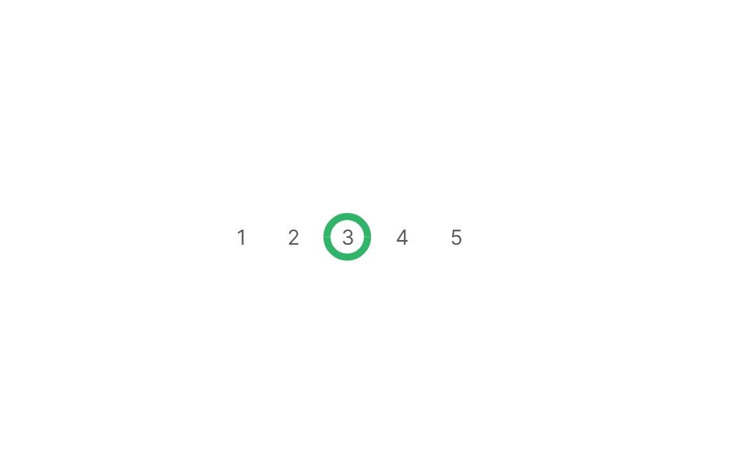 JavaScript Pacman Pagination