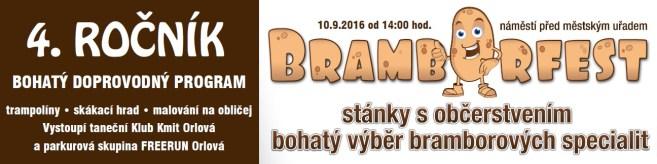 Bramborfest - 4. ročník (banner)