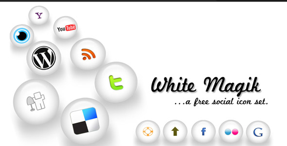 white-magic-icons