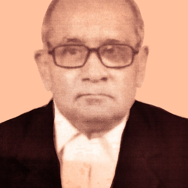 Bimbadhar Mishra, Ex. Civil Judge