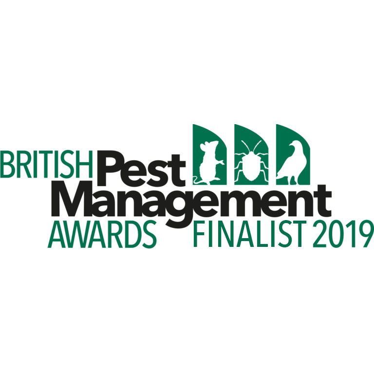 Finalists of the British Pest Management Awards