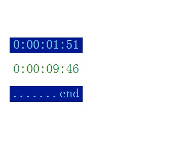 Creating A Simple Digital Countdown Timer with timerJS