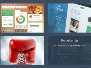 Animated Image Grid with CSS3 Based Hover Caption Effects - InContent