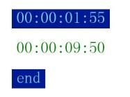 Minimalist Countdown Timer with timerJS.js