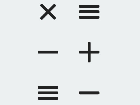Animated Navigation Icons with jQuery and CSS3