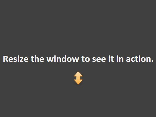 Center The Html Element On The Screen with Pure CSS