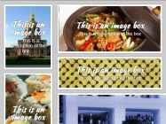 Simple Dynamic Grid Layout with CSS & CSS3