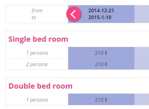 Responsive Sliding Period/Pricing Table With Pure JavaScript – tabella.js