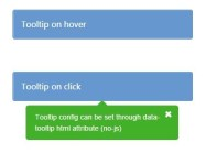 Easy Html5 Tooltip JavaScript Library - Tooltips