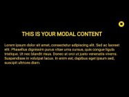 accessible-fullscreen-modal-popup-with-pure-css-css3