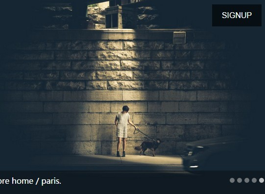 JavaScript Library For Visualising Images In Photo Slides – gllryjs