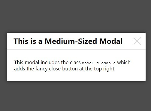 Minimal Responsive Modal Box Using Pure JavaScript – bp-modal.js
