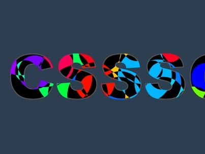 Animated Rainbow Text with JavaScript and Canvas