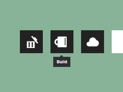 Light and Clean Tooltips With CSS3 Animations – html5tooltips.js